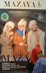 Indonesian halal beauty products