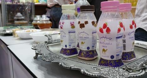 Camelicious camel milk!