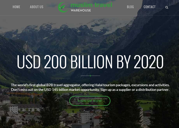 100 firms sign up with halal B2B travel aggregator