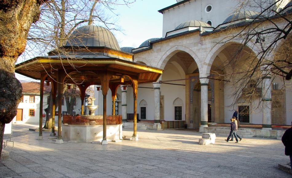 Gazi-Husrev Beys Mosque